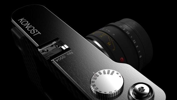 Konost Full Frame Camera