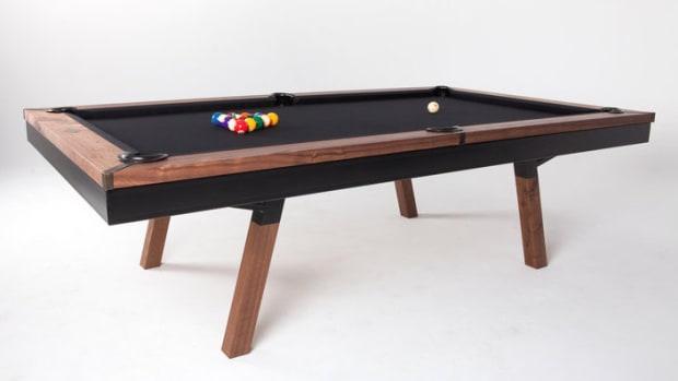 Sean Woolsey Pool Table