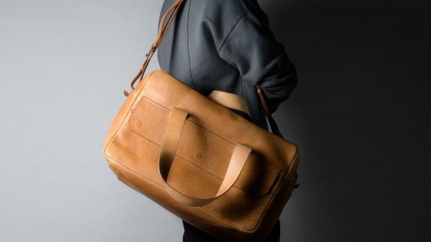 Hard Graft Overhead Holdall Bag