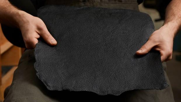 Bolt Threads Mylo Mushroom Leather