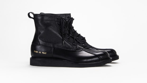 Common Projects Boot