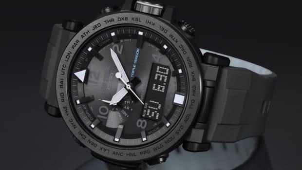 Casio Pro Trek PRG650Y-1