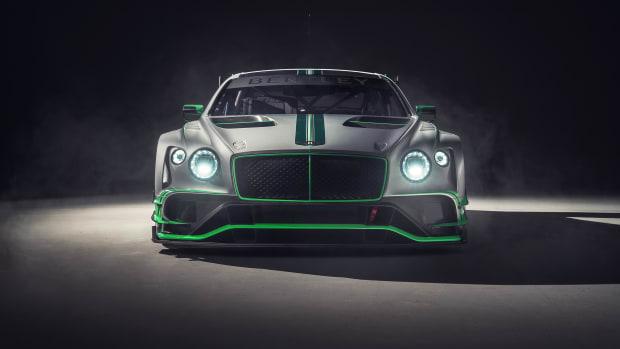 New Bentley Continental GT3 - 4