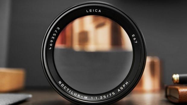 Leica Noctilux M 75 f/1.2