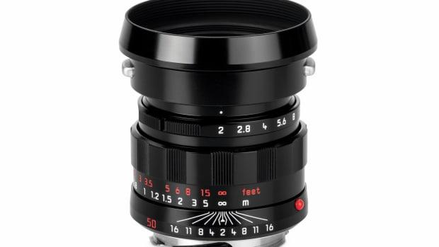 Leica LHSA 50mm Summicron