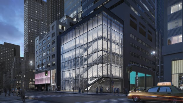 Nike Fifth Avenue
