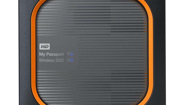 My Passport Wireless SSD