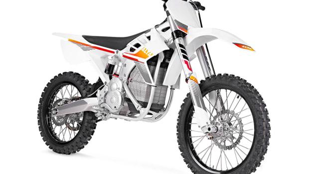 Alta Motors Redshift MXR