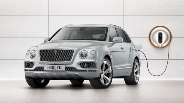 Bentley Bentayga Hybrid x Starck - 01