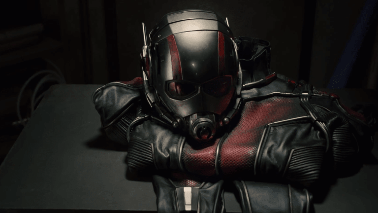 Marvel delivers a first look at their next big blockbuster, Ant-Man