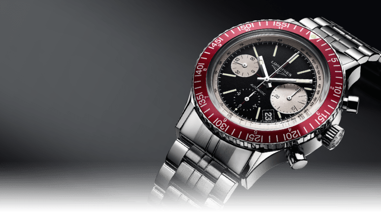 Retro done right: The Longines Heritage Diver 1967