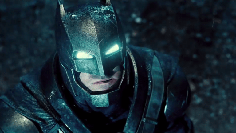Batman v. Superman: Dawn of Justice Teaser