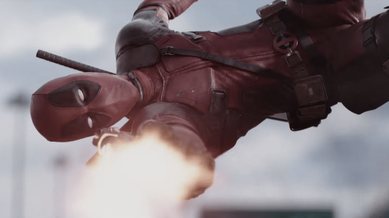 Ryan Reynolds shows us a different side of Marvel in the new Deadpool trailer