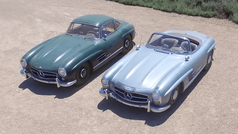 Gooding & Co gets its hands on two, single family-owned original 300 SLs