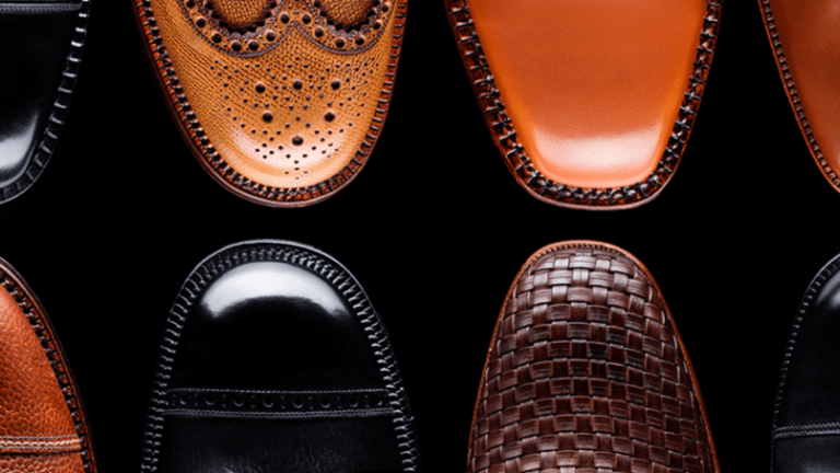 Grenson's Archive Collection commemorates 150 years of English shoemaking expertise