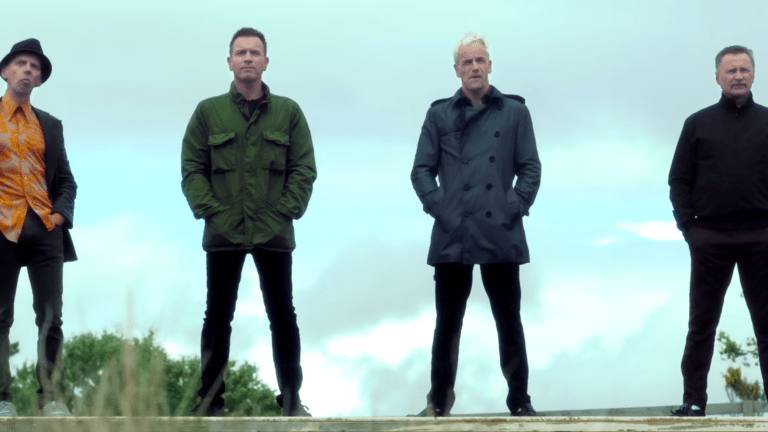 Danny Boyle and his original cast returns in T2: Trainspotting 2