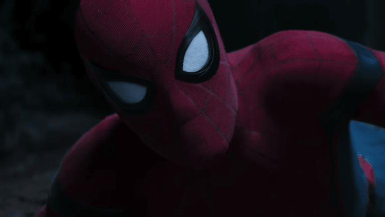 Everyone's favorite web slinger returns in Spider-man Homecoming