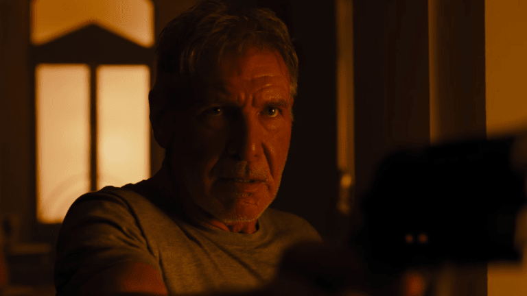 Deckard returns in Blade Runner 2049