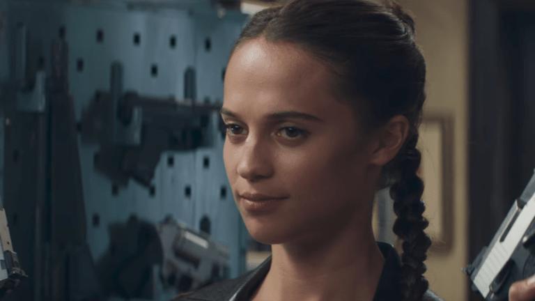 Alicia Vikander brings back Lara Croft in the reboot to Tomb Raider