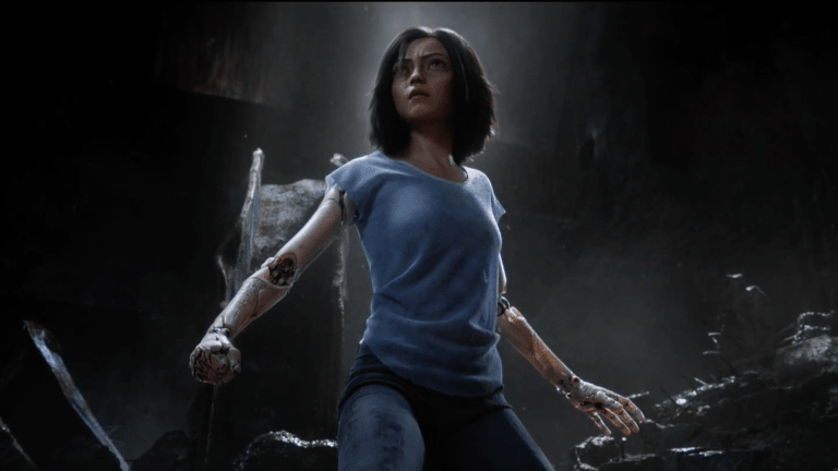 Director Robert Rodriguez brings Battle Angel to life