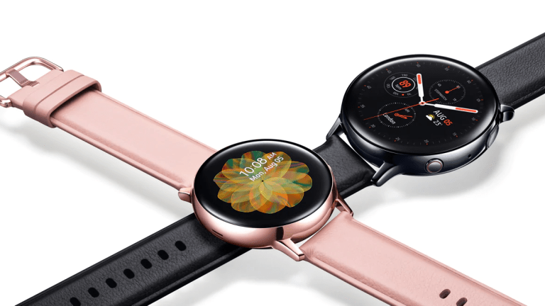 Samsung's Galaxy Watch Active2 gains a digital bezel and LTE connectivity