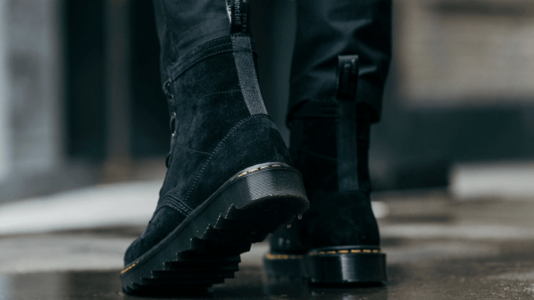 Haven and Dr. Martens release a jungle boot version of the 1460
