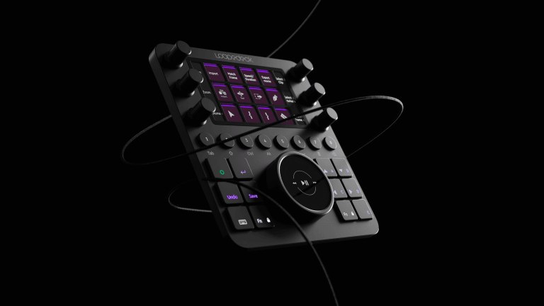 Loupedeck CT wrangles all your favorite image editing tools into a dedicated device
