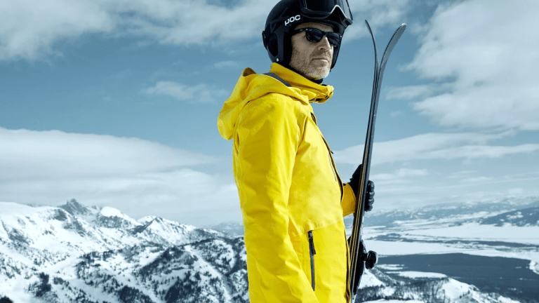 Aether aims to streamline your alpine adventures with their new Stealth Snow Jacket and Bib