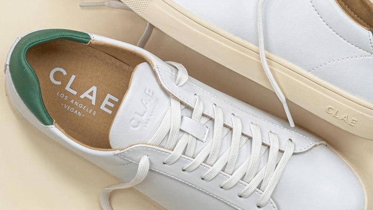 Clae's popular Bradley sneaker gets a new vegan option