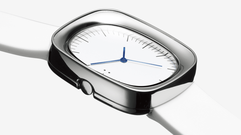 10:10 by Nendo updates their Draftsman and Window watches with a polished mirror finish
