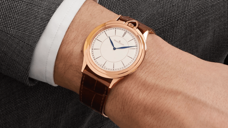 MR PORTER brings together Kingsman and Jaeger-LeCoultre for a new limited edition