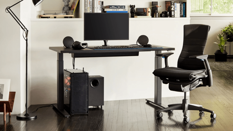 Logitech G and Herman Miller team up for a gaming version of the Embody