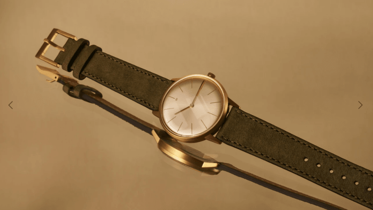 Instrmnt delivers elegant and affordable timekeeping with its new Dress Watch