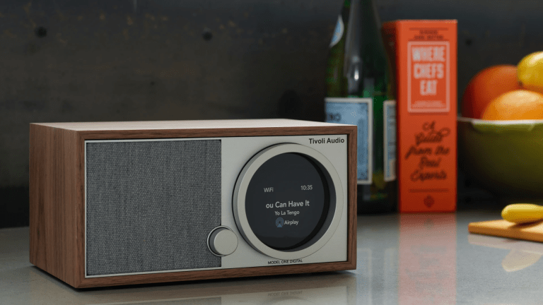 Tivoli's keeps it simple with their second-generation Model One music system