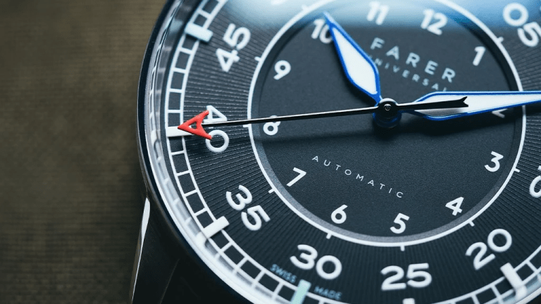 Farer launches its new Pilot Automatic collection
