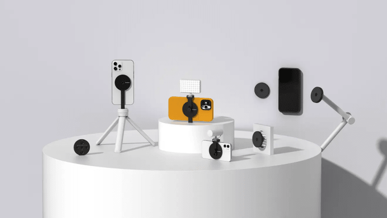 Moment launches a modular, MagSafe-compatible system of mounts for the iPhone 12