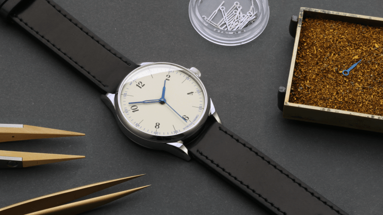 Anordain releases an updated version of its Model 1 timepiece