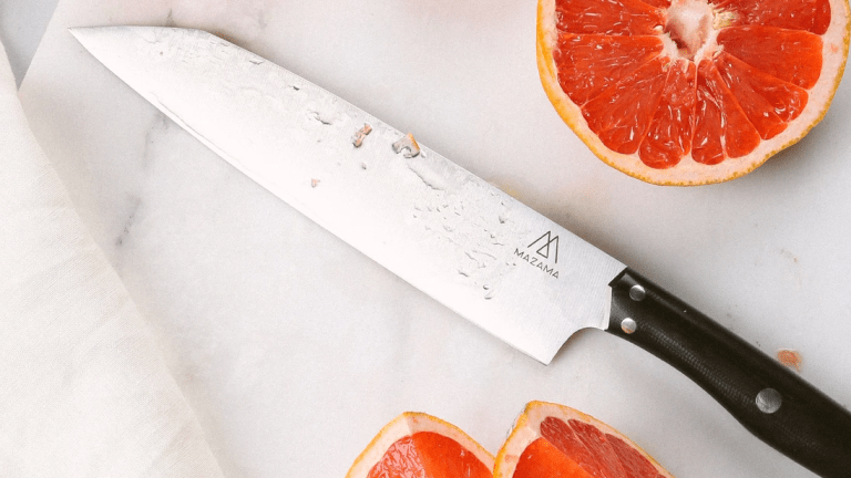 Mazama introduces a new range of kitchen knives