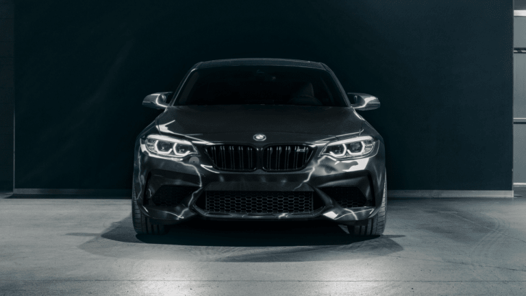 BMW's Futura-designed M2 is now available for pre-order