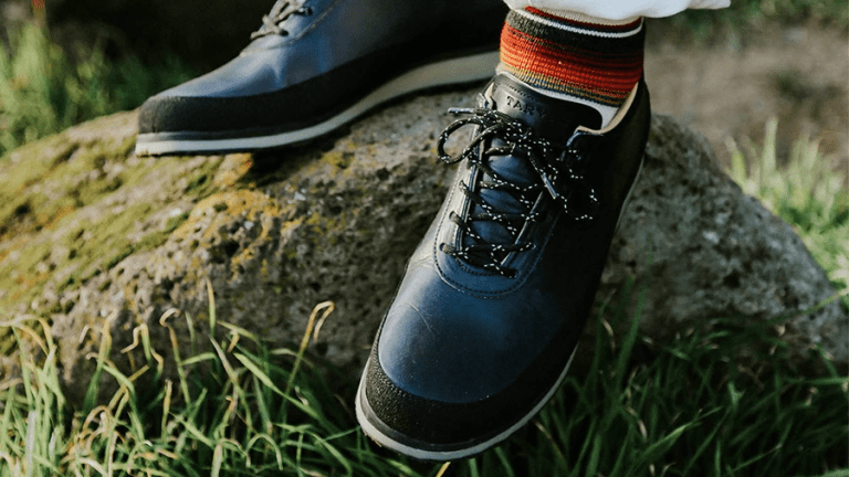 Tanner Goods teams up with Tarvas on a new hiking shoe