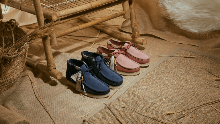 END. and Clarks Originals launch the Wallabee Artisan Craft Pack