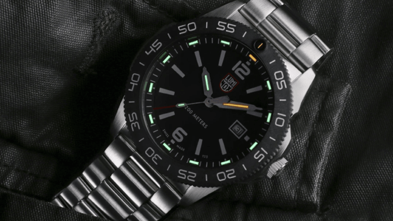 Luminox launches its latest dive watch, the Pacific Diver
