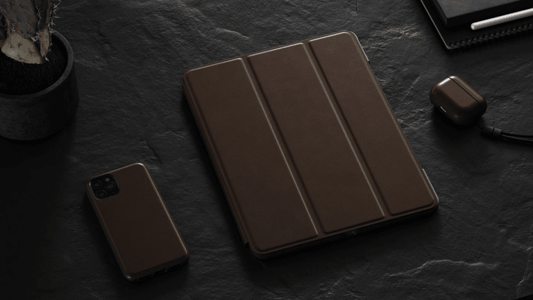 Nomad releases a range of Horween leather cases for the iPad Pro