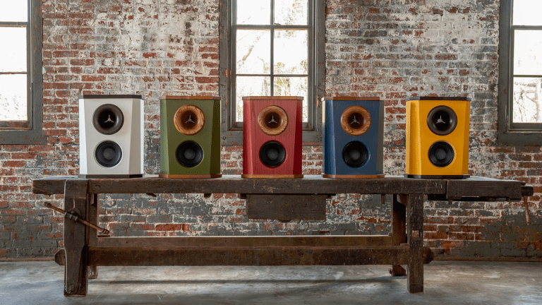 Fleetwood Sound Co. releases its first speaker, the DeVille