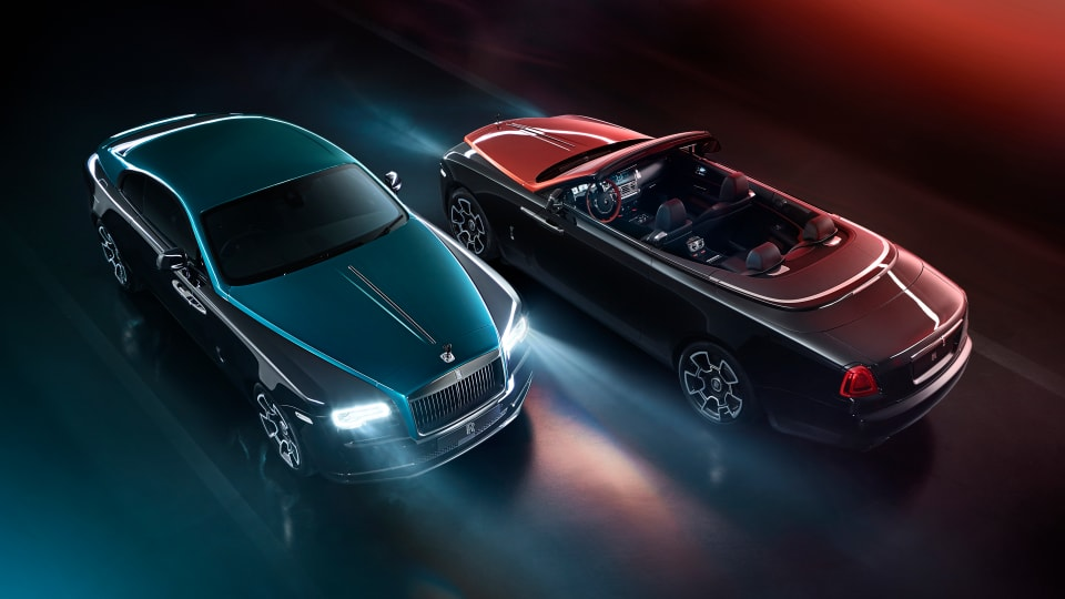 Rolls-Royce previews the evolution of its Black Badge line