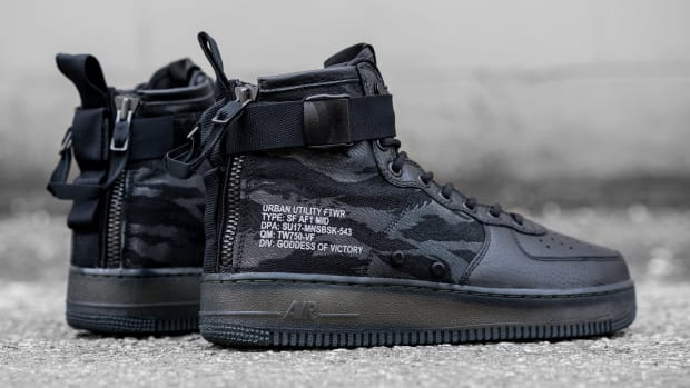 The Nike Air Force 1 gets ready for the winter with a new