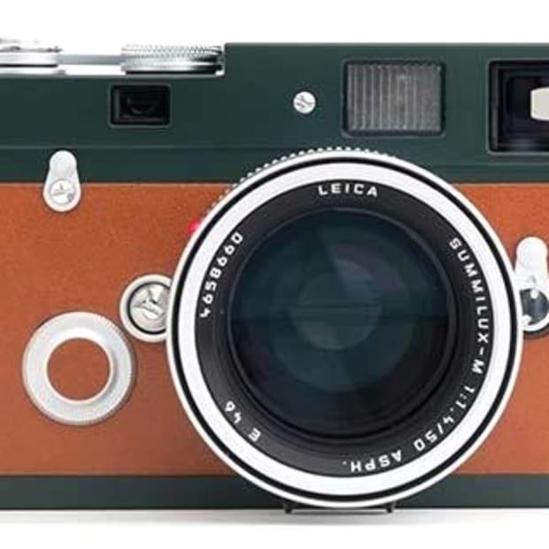 Leica MP Terry O'Neill