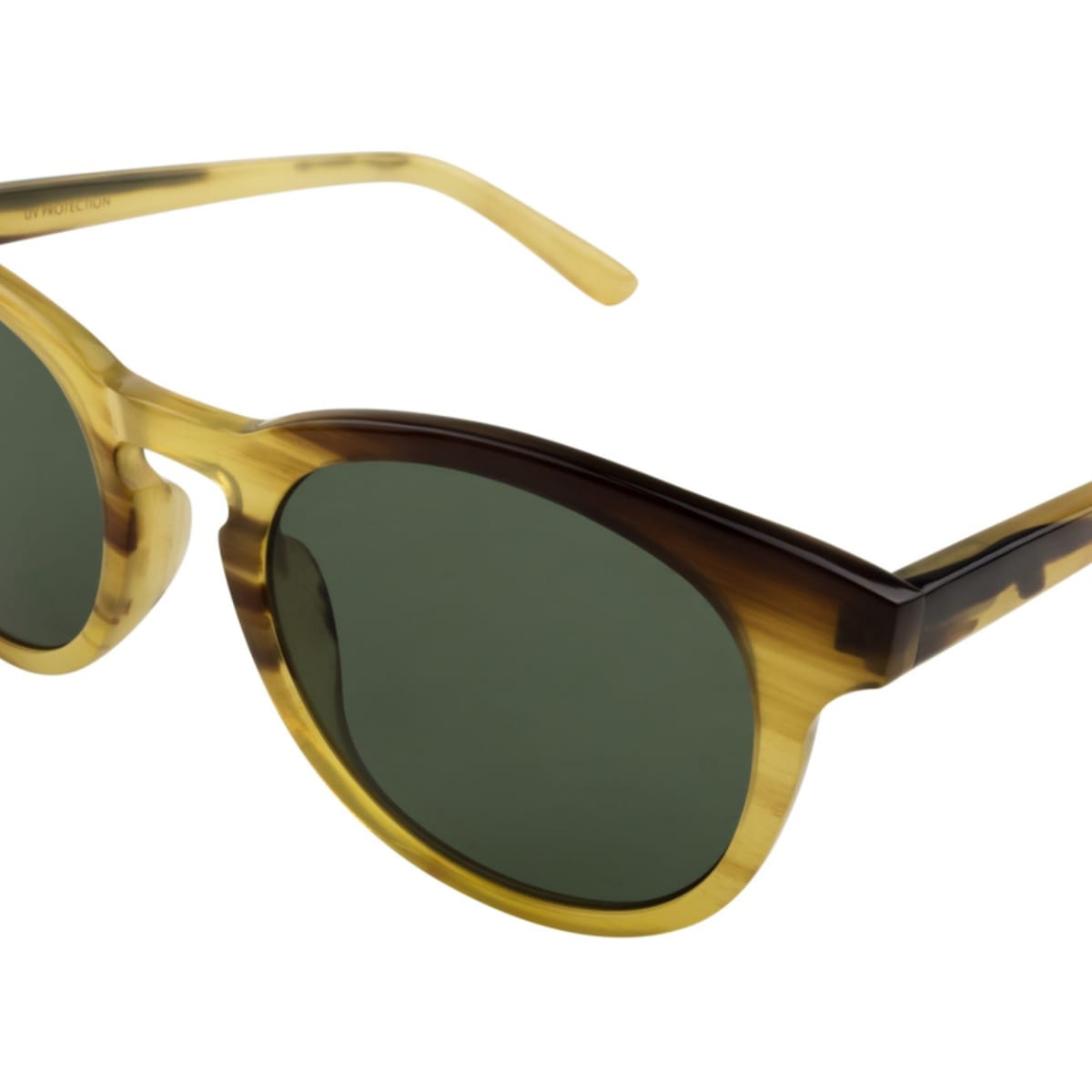 foto de Kent Wang's exotic (and accessible) Horn sunglasses - Acquire