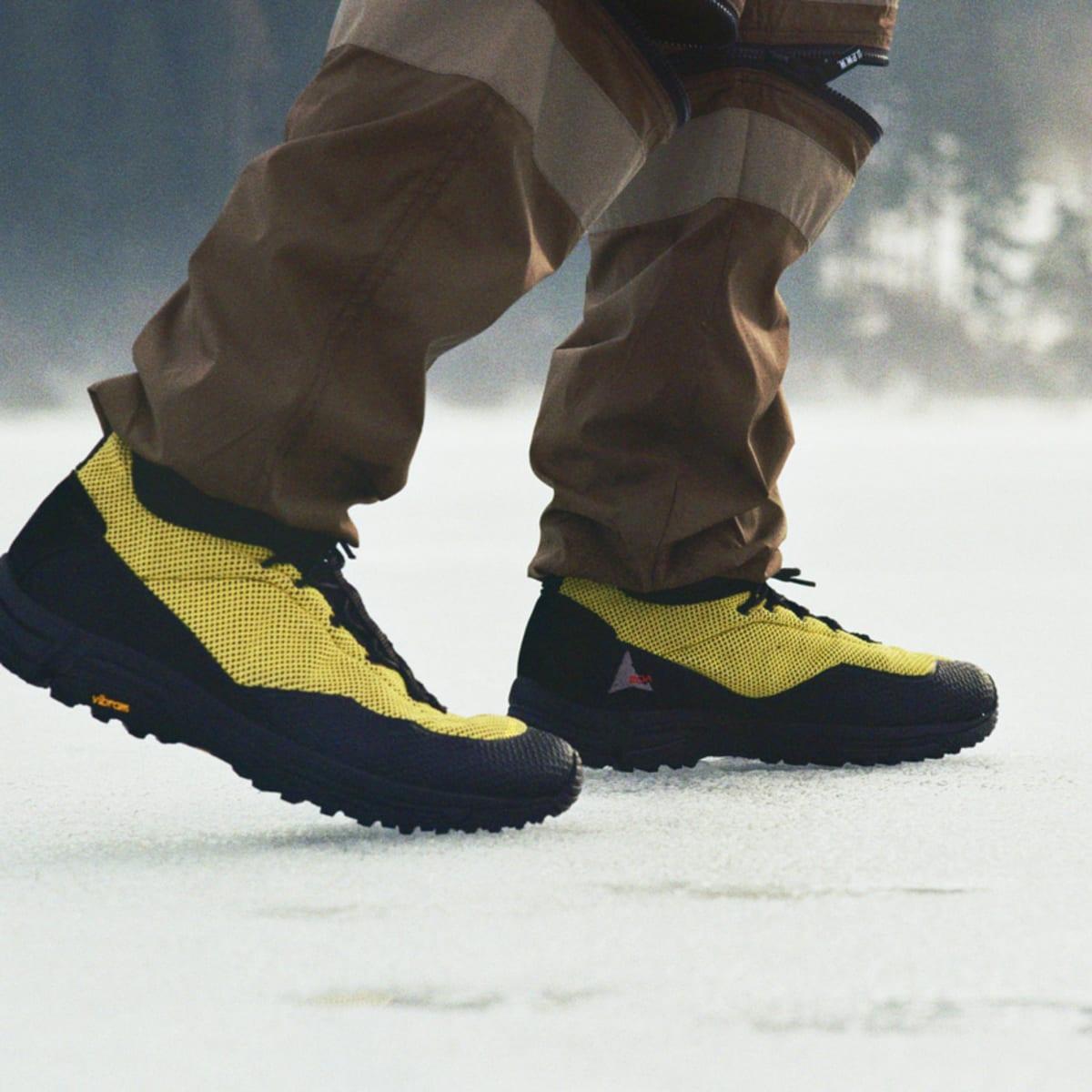 Roa debuts their F/W '18 hiking shoe