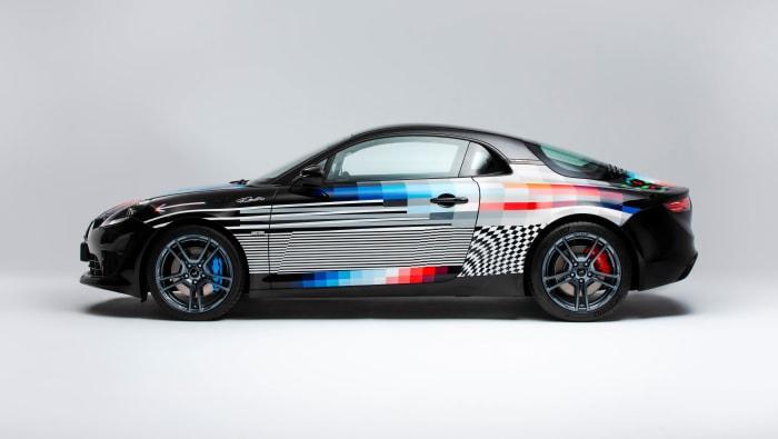 7-2021 - Alpine A110 x Felipe Pantone
